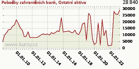 Ostatní aktiva,Pobočky zahraničních bank