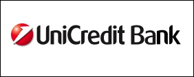Logo UniCredit Bank Czech Republic and Slovakia, a.s.