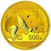 Zlatá mince 30g PANDA Čína 2016