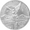 Stříbrná investiční mince Mexiko Libertad 2 Oz