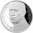 Stříbrná medaile Českoslovenští prezidenti - Edvard Beneš 2014 Proof