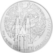 Stříbrná půlkilová investiční medaile Statutární město Hradec Králové 2016 Standard