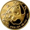 Zlatá investiční mince Panda 1 Oz 1985