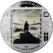 Stříbrná mince 3 Oz Poutník nad mořem mlh Caspar David Friedrich 2016 Krystaly Proof