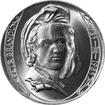 Stříbrná mince 100 Kčs Petr Brandl 150. výročí úmrtí 1985