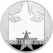 Stříbrná medaile Marta Kubišová 2017 Proof