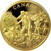 Zlatá mince Alexander Mackenzie 2017 Proof