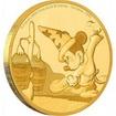 Zlatá mince Mickey Mouse - Fantasia 2017 Proof