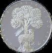 Stříbrná mince 200 Kč Založení Jednoty bratrské 550. výročí 2007 Standard