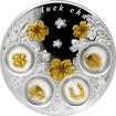 Stříbrná mince Good Luck Charms 2015 Proof