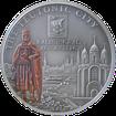 Stříbrná mince Kaliningrad 2010 Standard Cook Islands