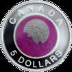 Stříbrná mince Full Pink Moon Niob 2012 Proof