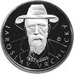 Stříbrná mince 200 Kč Jaroslav Vrchlický 150. výročí narození 2003 Standard