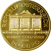 Zlatá investiční mince Wiener Philharmoniker 1/2 Oz