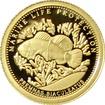 Zlatá mince Klaun ostnitý Marine Life Protection Miniatura 2011 Proof