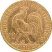 Zlatá mince 20 Frank Marianne Kohout 1912