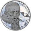 200 Kč 400 let Formulovány první dva Keplerovy zákony - b.k.