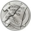 Memento 25. února 1948 - komunistický puč v Československu  - 28 mm st