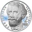 Adolphe Sax - 200. výročí narození stříbro proof