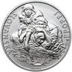 Alfons Mucha - 70 let úmrtí - 1 Oz stříbro b.k.