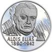Alois Eliáš - 1 Oz stříbro Proof