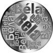 Česká jména - Běla - velká stříbrná medaile 1 Oz