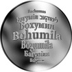 Česká jména - Bohumila - stříbrná medaile