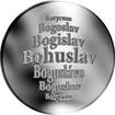 Česká jména - Bohuslav - stříbrná medaile
