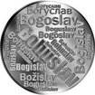 Česká jména - Bohuslav - velká stříbrná medaile 1 Oz