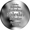 Česká jména - Boleslav - stříbrná medaile