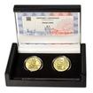 Chatam Sofer - návrhy mince 10 € sada Au medailí 1 Oz b.k.