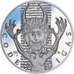 Codex Gigas - sada stříbrných medailí  - Proof