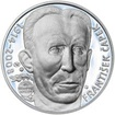 František Čapek - 100. výročí narození stříbro proof