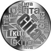 Česká jména - Gita - velká stříbrná medaile 1 Oz