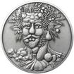 Giuseppe Arcimboldo - stříbro patina