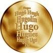 Česká jména - Hugo - zlatá medaile