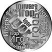 Česká jména - Igor - velká stříbrná medaile 1 Oz