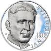 Jan Opletal - 75. výročí úmrtí stříbro proof
