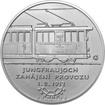 Jungfraujoch - 100. výročí zahájení provozu Ag b.k.