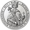 Korunovace Vladislava II českým králem - stříbro b.k.