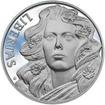 Svoboda, Rovnost, Bratrství II. - sada tří stříbrných medailí Proof