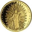 100. výročí od korunovace sochy Panny Marie na Svatém Hostýně Au b.k.
