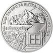 Nad Tatrou sa blýska - 1 Oz stříbro b.k.