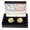 Nalezisko opálov - návrhy mince 20 € sada Au medailí 1 Oz b.k.