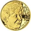Olga Havlová - 80. výročí narození Au proof