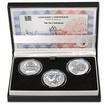 PETR VOK Z ROŽMBERKA – návrhy mince 200,-Kč - sada tří Ag medailí 34mm
