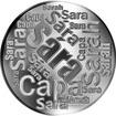 Česká jména - Sára - velká stříbrná medaile 1 Oz