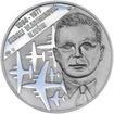 Sergej Vladimirovič Iljušin - 120. výročí narození stříbro proof