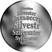 Česká jména - Silvestr - stříbrná medaile