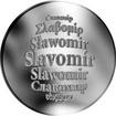 Česká jména - Slavomír - stříbrná medaile